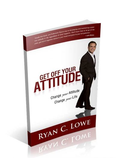 Get Off Your Attitude a book on how to have a positive attitude