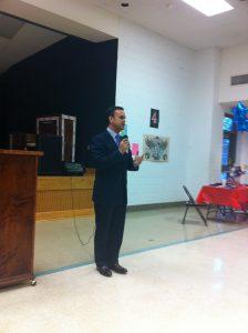 High School | Mandeville Louisiana | Ryan Lowe Motivational Keynote Speaker