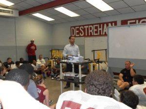 Ryan Lowe | Motivational Keynote Speaking | Destrehan Louisiana