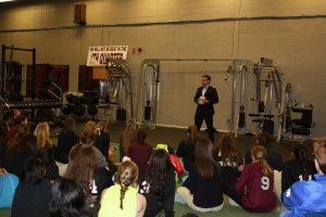 Ryan Lowe | Highschool Motivational Keynote Speaker | Baker LA