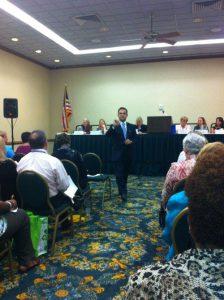 Ryan Lowe | Sales Motivational Keynote Speaker | Women's Council of Realtors | New Orleans LA