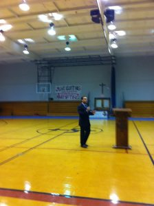 Ryan Lowe | Motivational Speaker | Pope John Paul