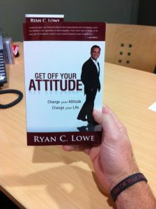 Ryan Lowe | Motivational Keynote Speaker | Author of Get off Your Attitude