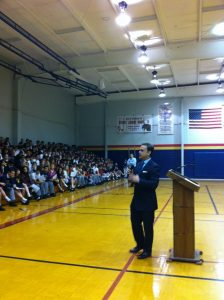 Ryan Lowe | Motivational Keynote Speaker | Pope John Paul | Slidell Louisiana