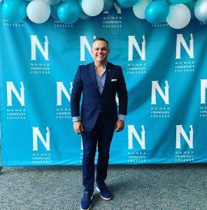 Ryan Lowe | Motivational Keynote Speaker | Nunez Community College