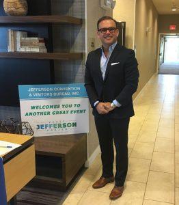 Ryan Lowe | Motivational Keynote Speaker | Jefferson Convention & Visitors Bureau