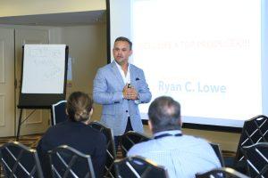 Ryan Lowe | Motivational Keynote Speaker | Sales Meeting and Conference