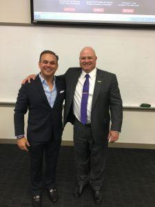 Ryan Lowe | Keynote Motivational Keynote Speaker | Sales Meeting | Louisiana State University