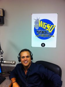 Ryan Lowe | Get off Your Attitude Radio Show | WGSO | New Orleans