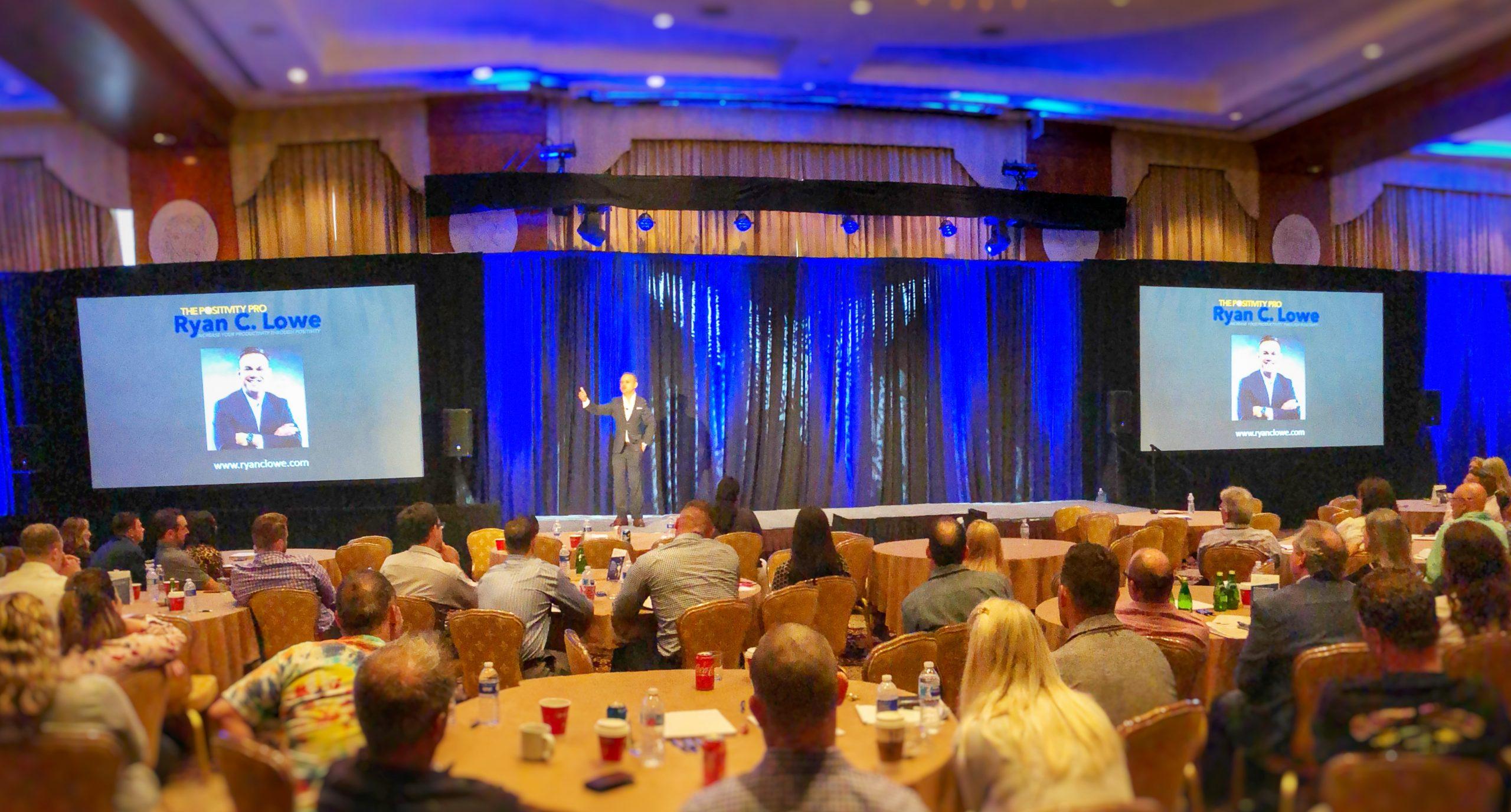 Leadership Keynote Speaker Ryan Lowe