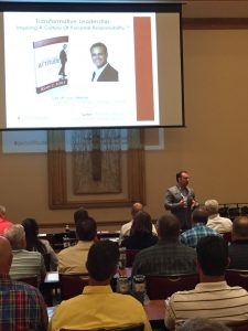 Ryan Lowe | Top Keynote Motivational Keynote Speaker | NOPSI