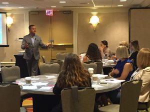 Sales and Leadership Trainer Ryan Lowe