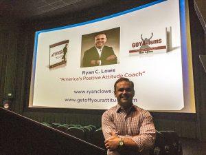 Ryan Lowe - Motivational Speaker - America's Positive Attitude Coach