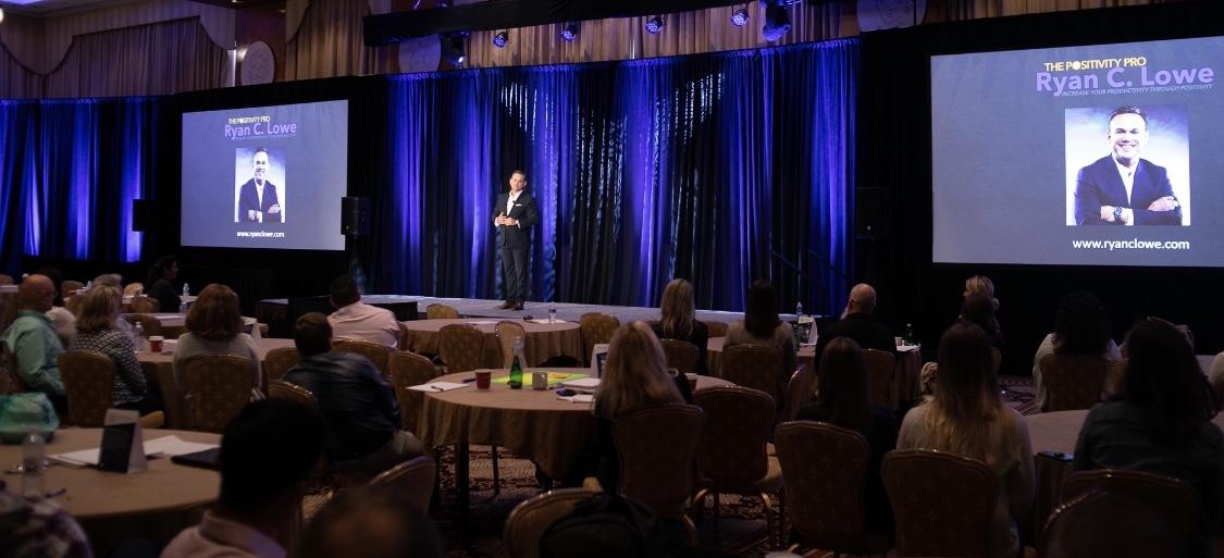 Ryan Lowe | Best Orlando Motivational Keynote Speaker |