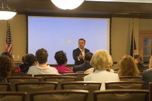 Ryan Lowe | Top Motivational Keynote Speaker | Louisiana