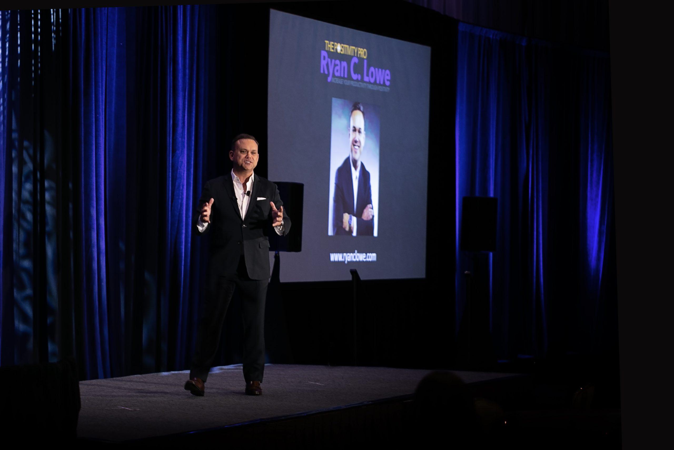 Top Motivational Keynote Speaker | Ryan Lowe