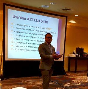 Ryan Lowe | Motivational Keynote Speaker | Attitude Training