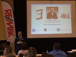 Ryan Lowe | Best Motivational Keynote Speaker | Positivity | Remax