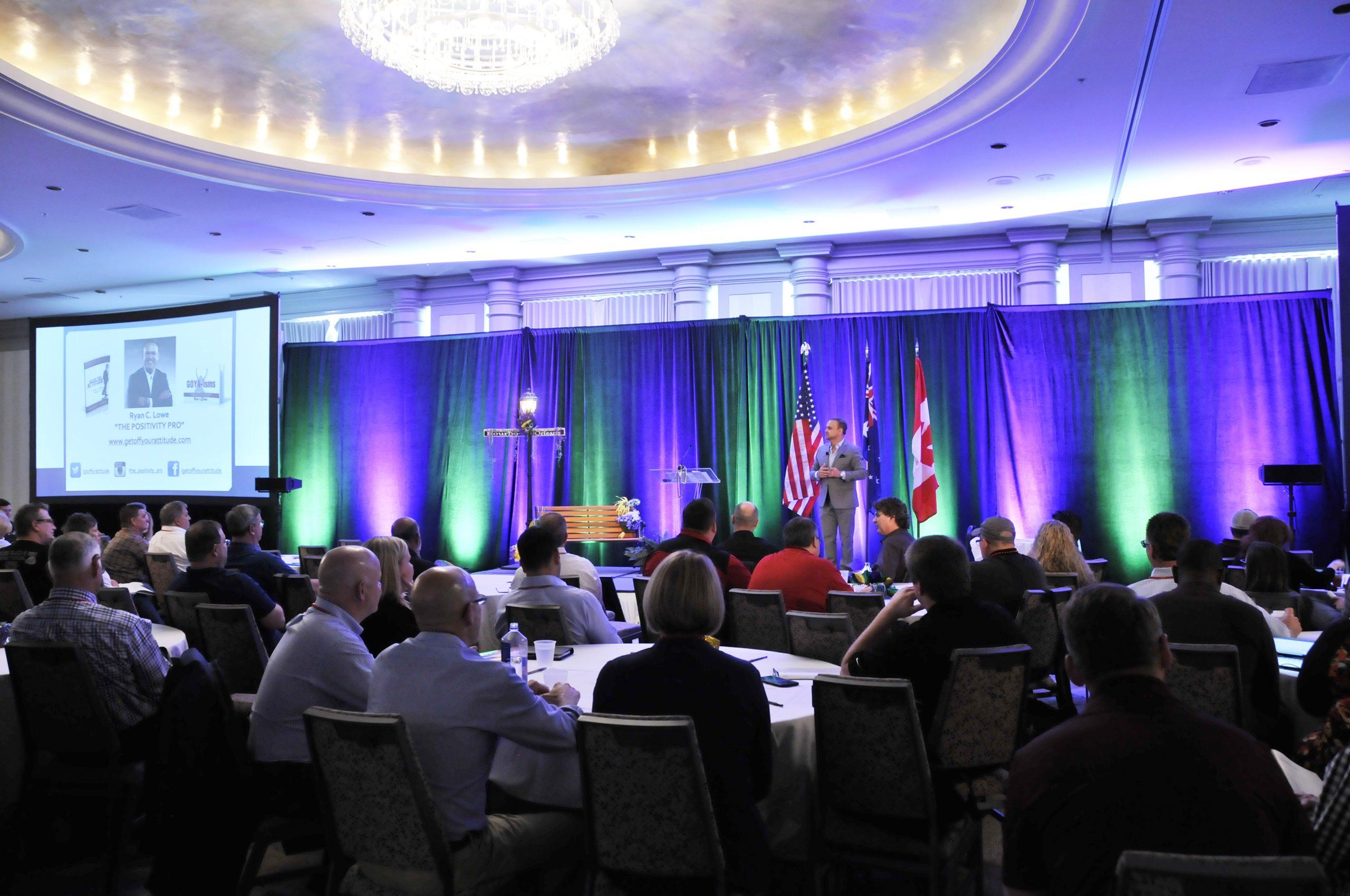 Ryan Lowe | Top New Orleans Motivational Keynote Speaker