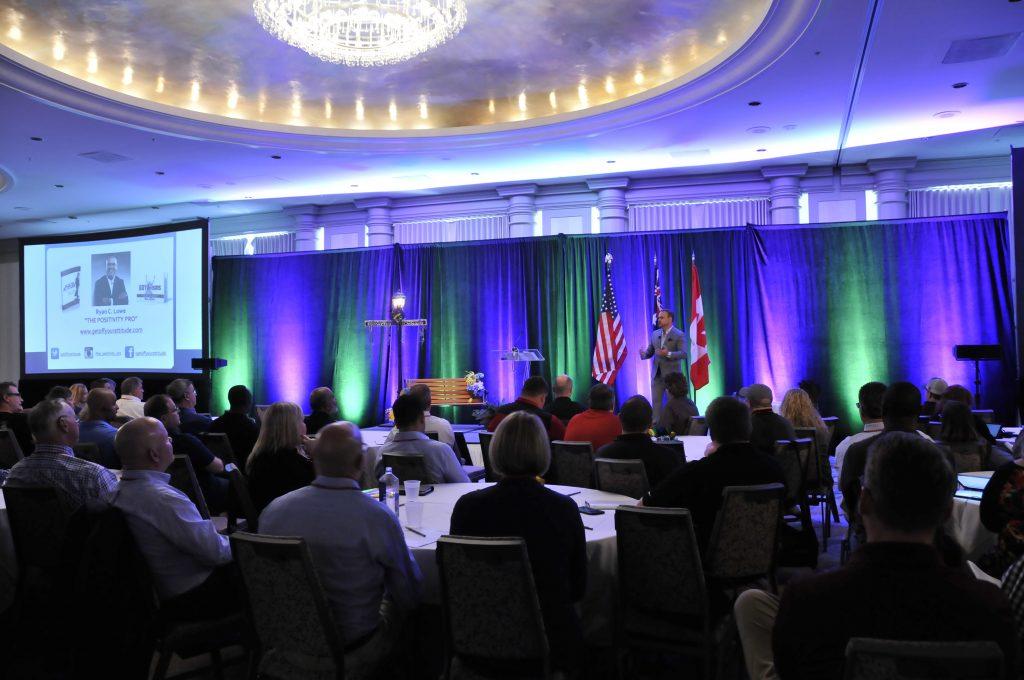 Corporate Culture Keynote Speaker - Positive attitude Speech on Corporate Culture