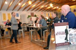 Ryan Lowe |Motivational Keynote Speaker | Sales Conference and Meeting Speaker New Orleans