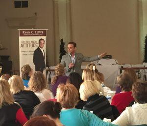Ryan Lowe| Top Keynote Motivational Speaker | Louisiana