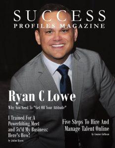 Ryan Lowe | Top Keynote Motivational Speaker | Success Magazine